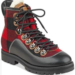 Tommy Hilfiger Women's Tonny Cold-Weather Boots